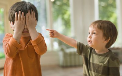Why Does My Toddler Hit Himself?