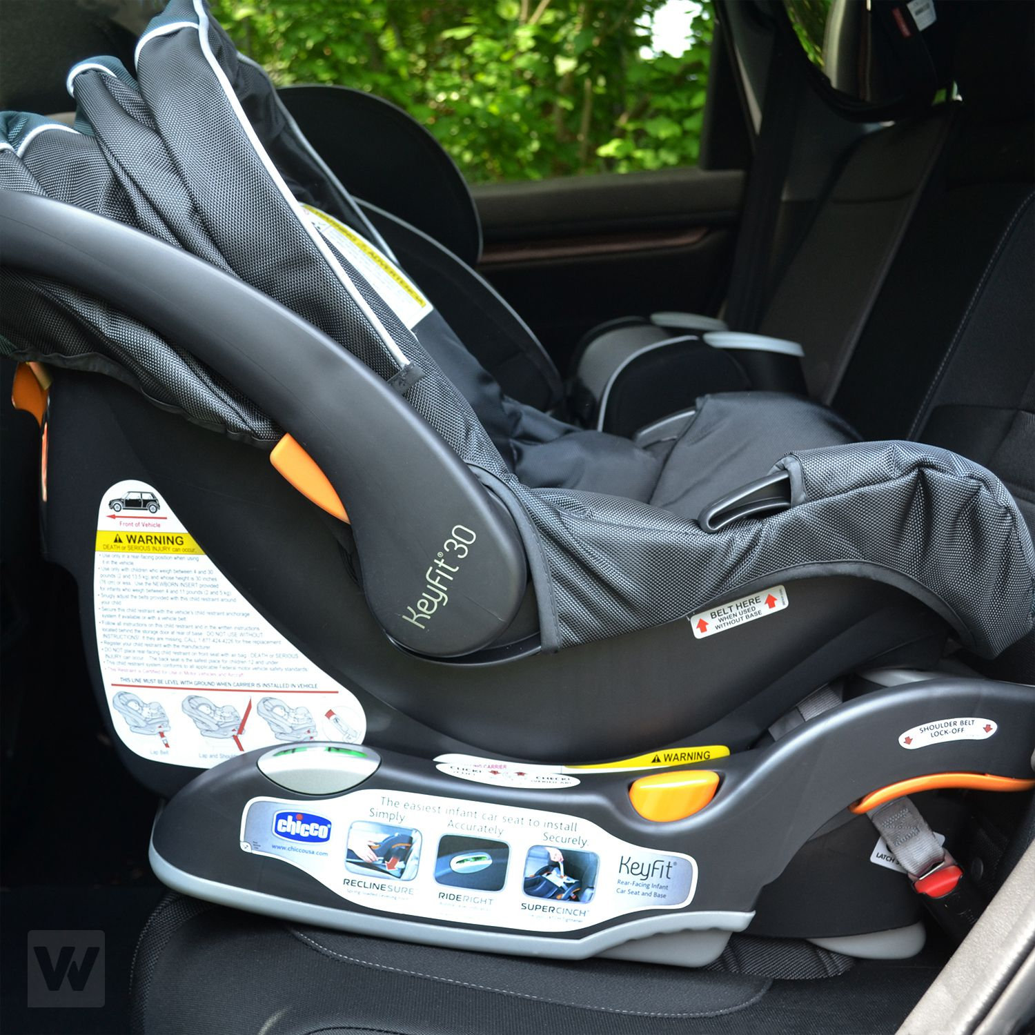 Chicco Keyfit 30 Infant Car Seat Review Simply Designed And Safe
