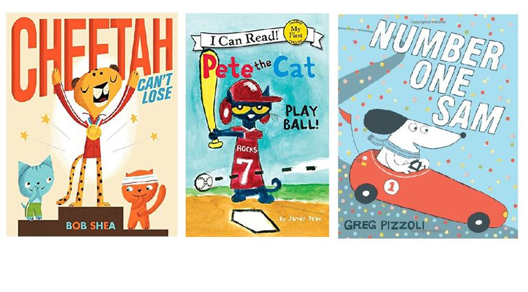 sportsmanship books for kids