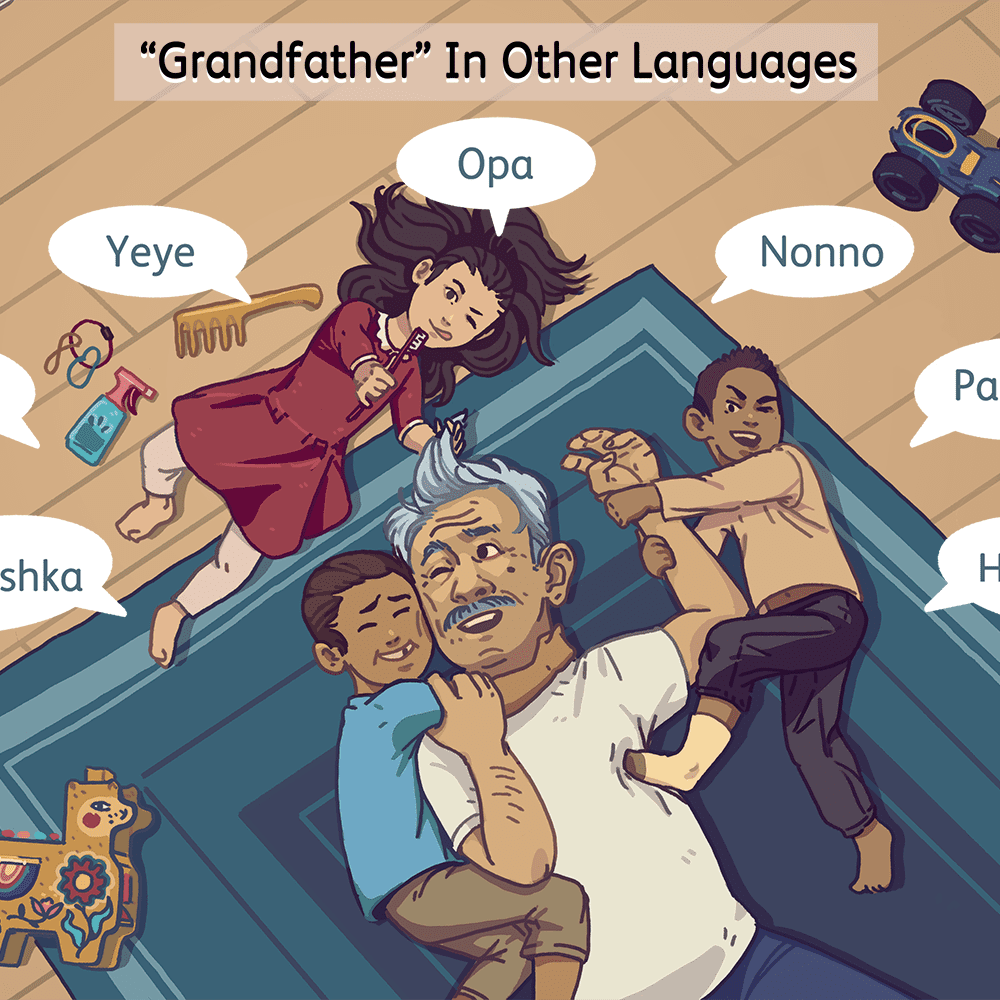 Choose The Perfect Grandfather Name