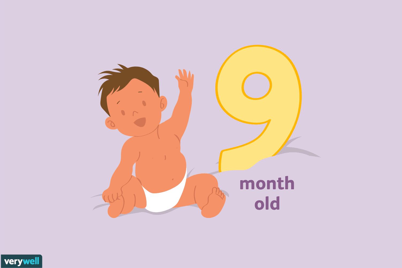 Your 9-Month-Old Baby: Development & Milestones