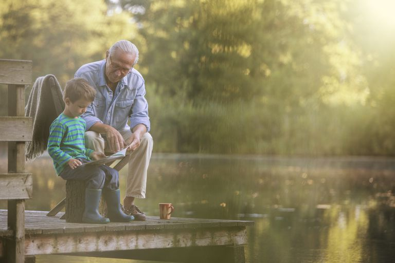 what keeps grandparents and grandchildren close
