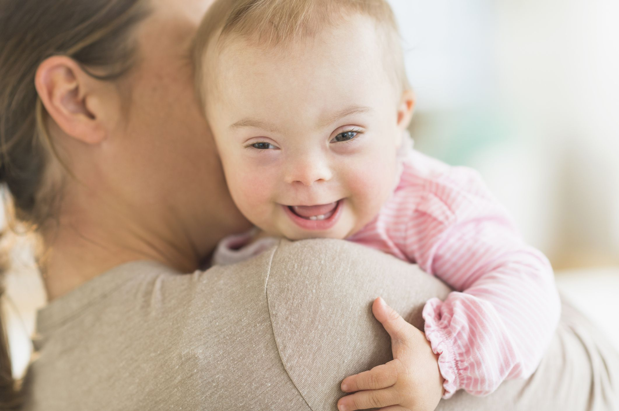 Breastfeeding a Child With Down Syndrome