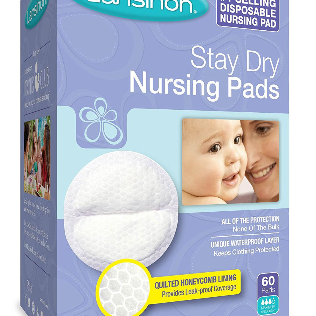 d2fa832194b Best Disposable: Lansinoh Stay Dry Nursing Pads