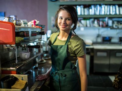 An afterschool job can teach your teen responsibility, but there are drawbacks to employment.