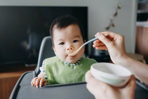 baby solid food