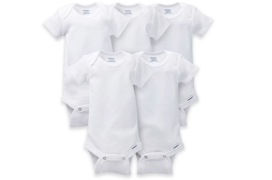 Gerber Baby Onesies