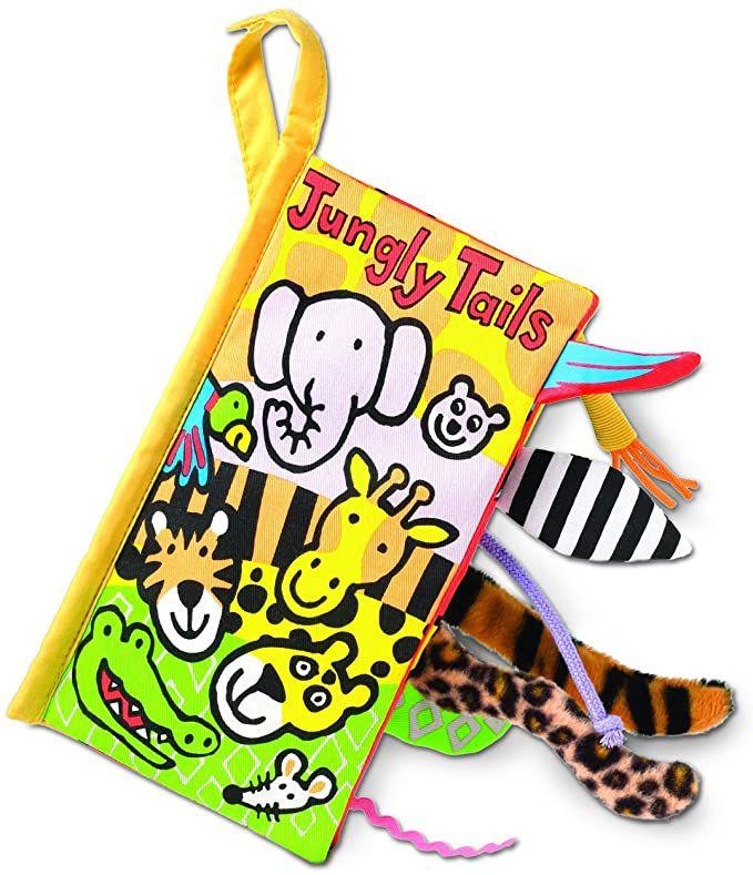Soft Cloth Baby Books