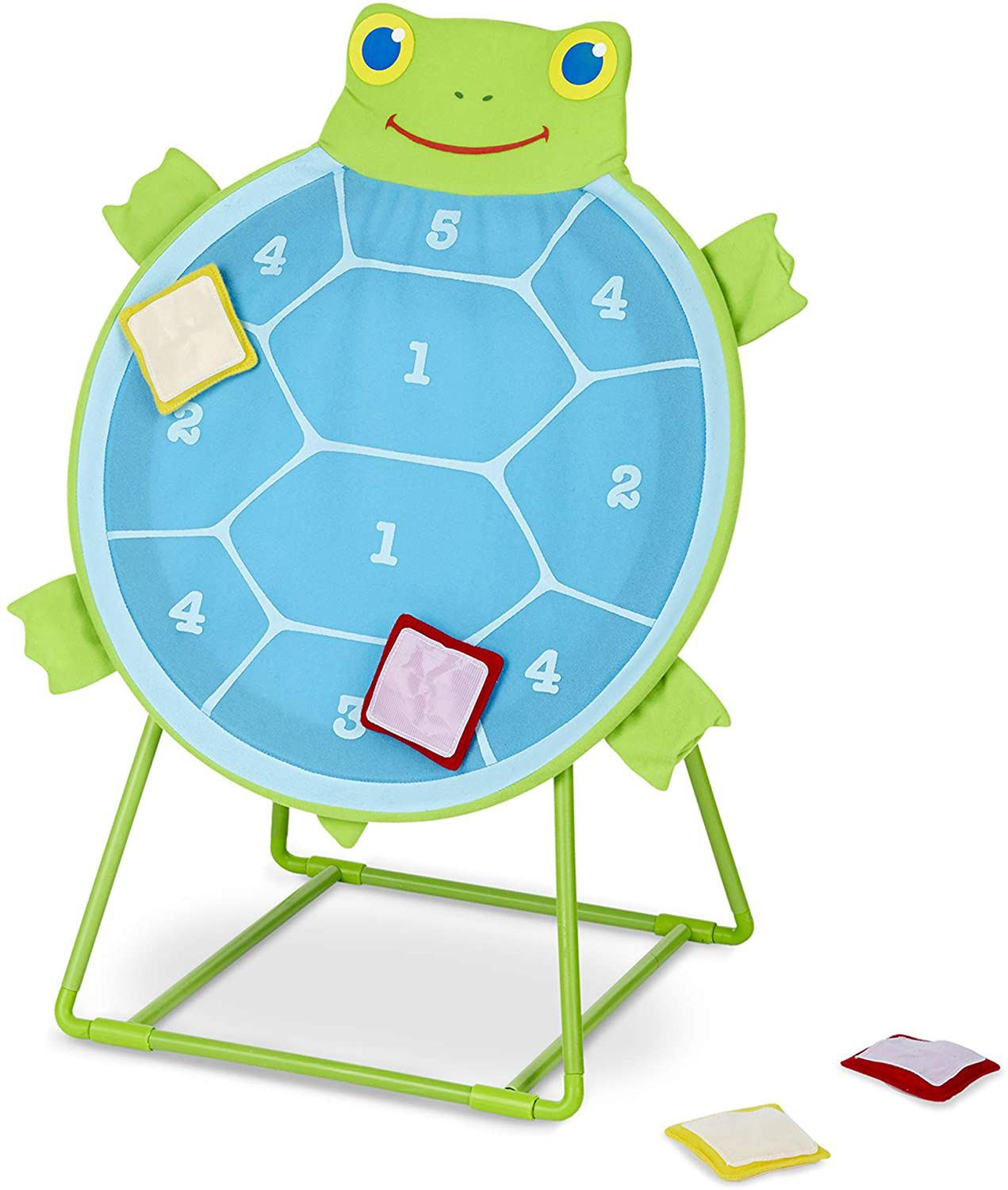 Melissa & Doug Sunny Patch Dilly Dally Tootle Turtle Target Game