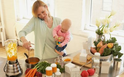 The Dangers of Nitrates in Baby Food and Infant Formula