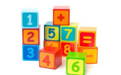Kindergarten Math Curriculum and Goals
