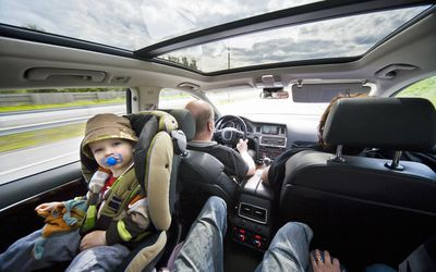 What You Need To Know About Car Seat Safety For Toddlers