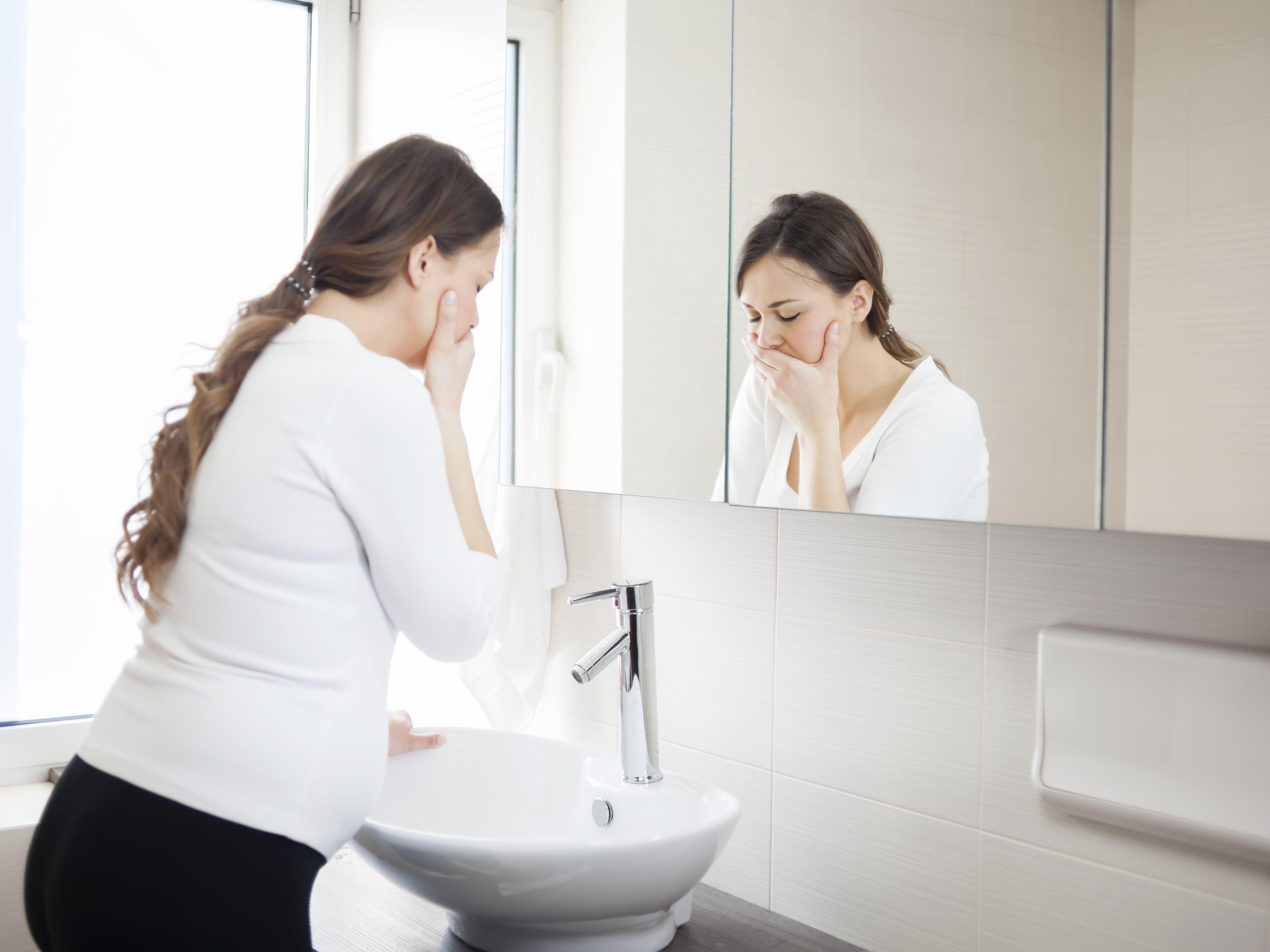 Severe Morning Sickness or Hyperemesis Gravidarum
