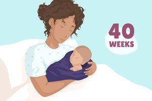 Pregnancy Week by Week: Week 40