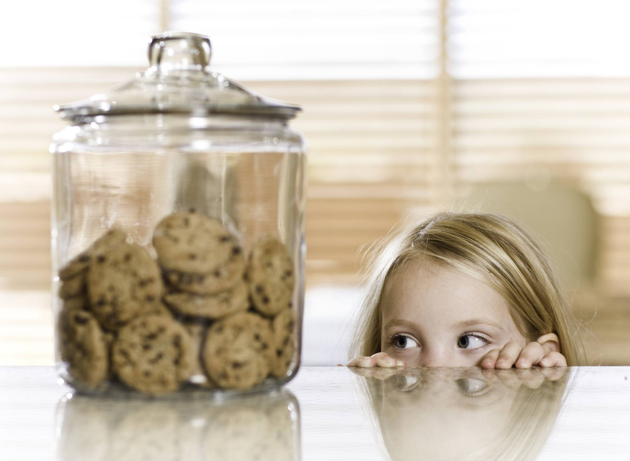 Self-discipline helps kids delay gratification.