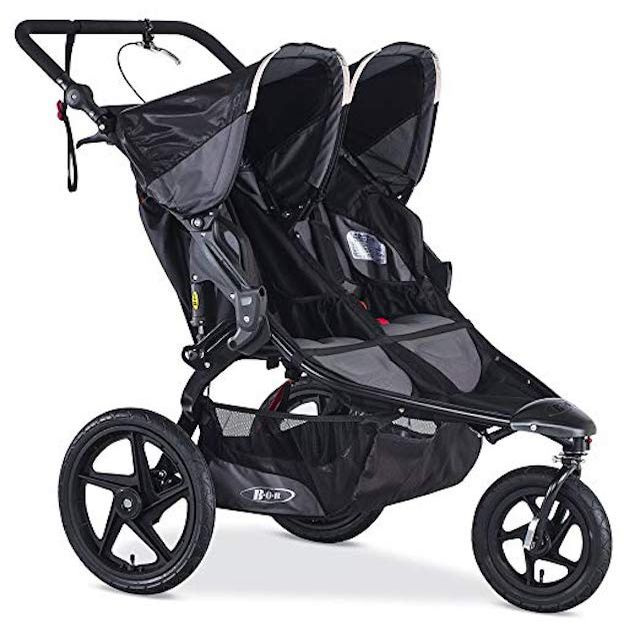 The 8 Best Double Jogging Strollers, Side By Double Stroller Infant Car Seat