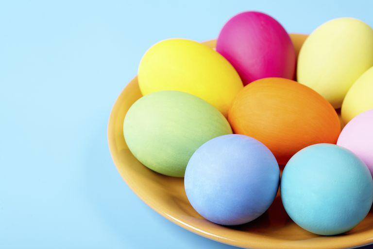 Easter egg safety