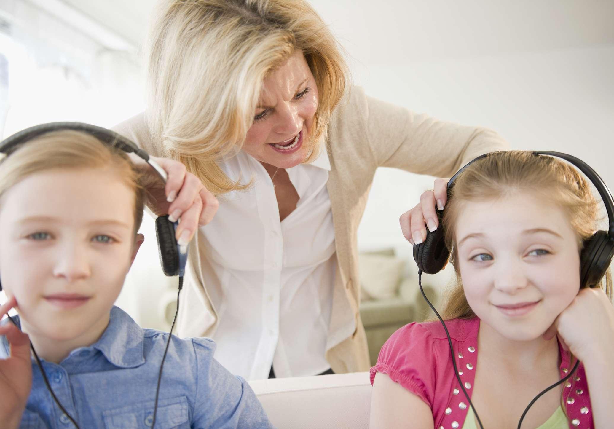 Get Your Children to Listen the First Time You Speak