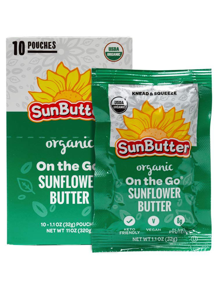 SunButter Sunflower Butter Organic Pouches