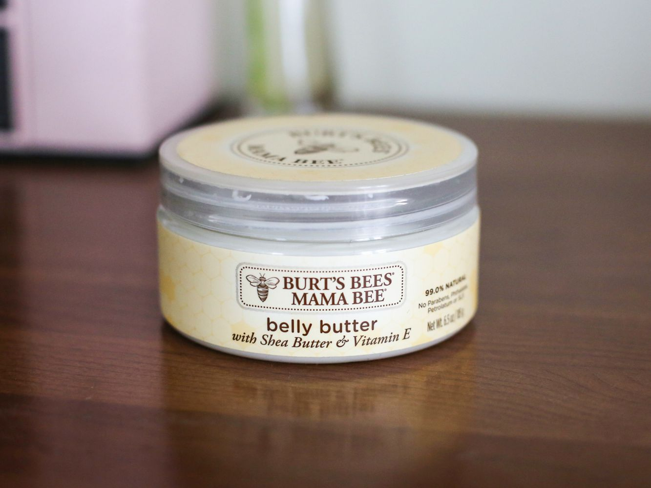 Burt S Bees Mama Bee Belly Butter Review Softens Skin Feels Great