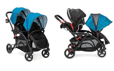The 8 Best Double Strollers Of 2019