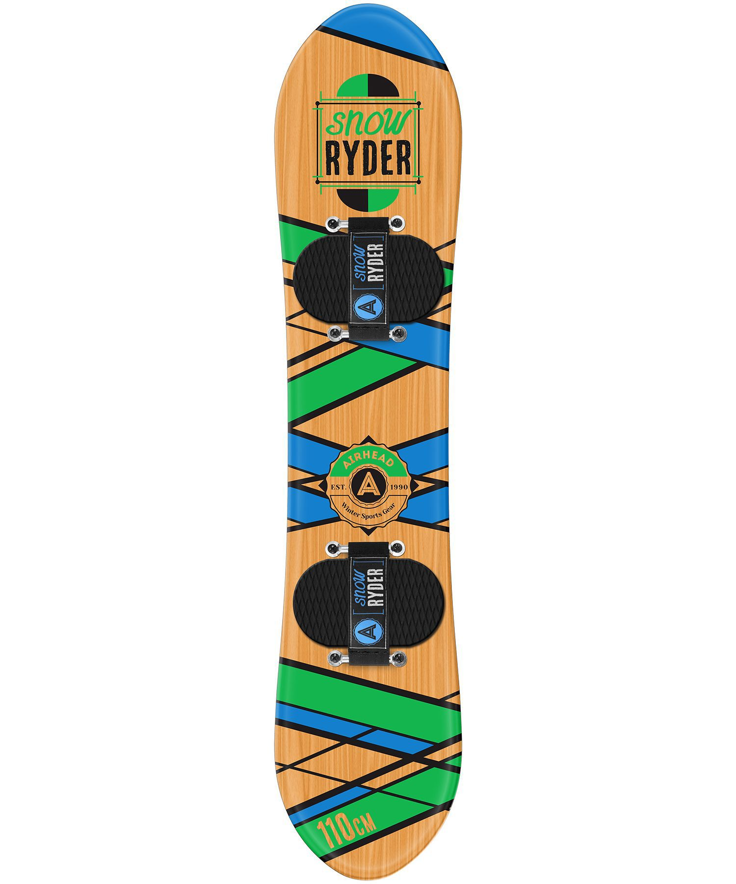 Airhead Youth Snow Ryder Toy Snowboard