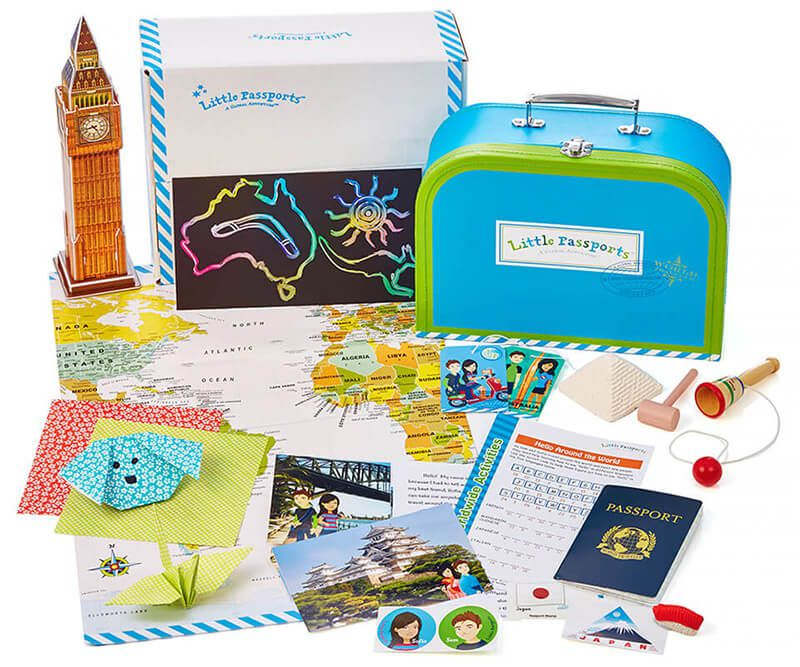 The 8 Best Subscription Boxes for Kids