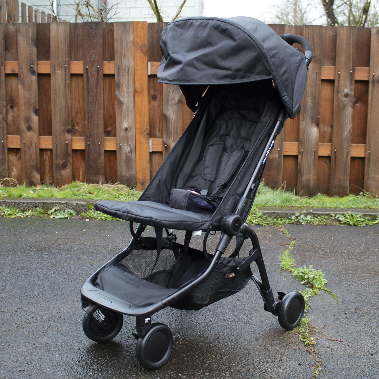 Mountain Buggy Nano Travel Stroller Review A Must Have