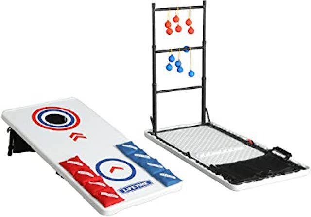 Cornhole Ladderball Combo