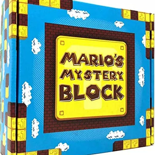 Mario's Mystery Block
