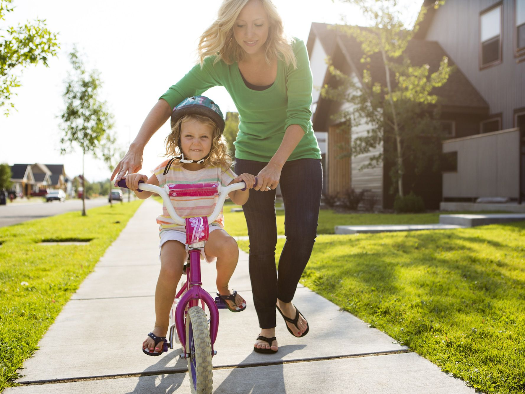 The Best Age for Kids Learning How to Ride a Bike