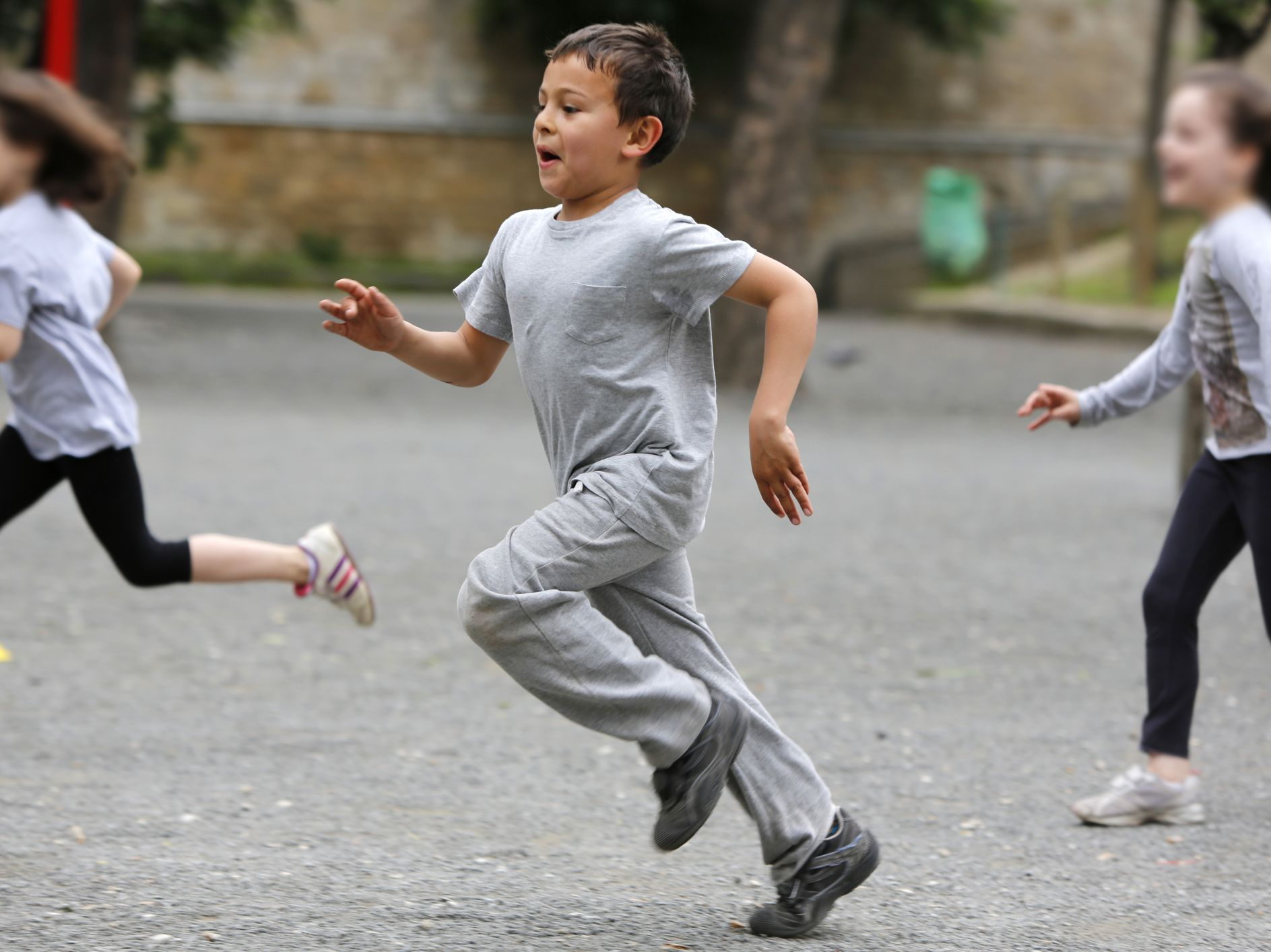 Easy And Simple Exercises For Kids