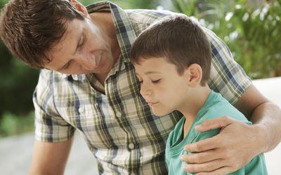 Don't let your child develop a victim mentality.