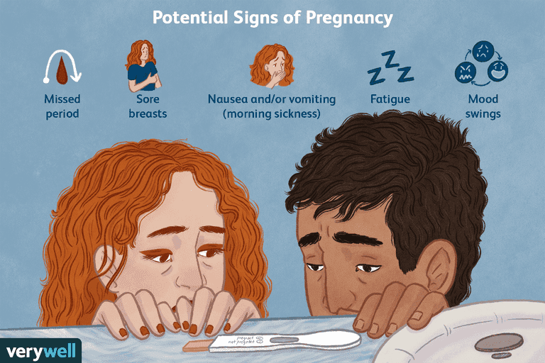 Is my girlfriend pregnant?
