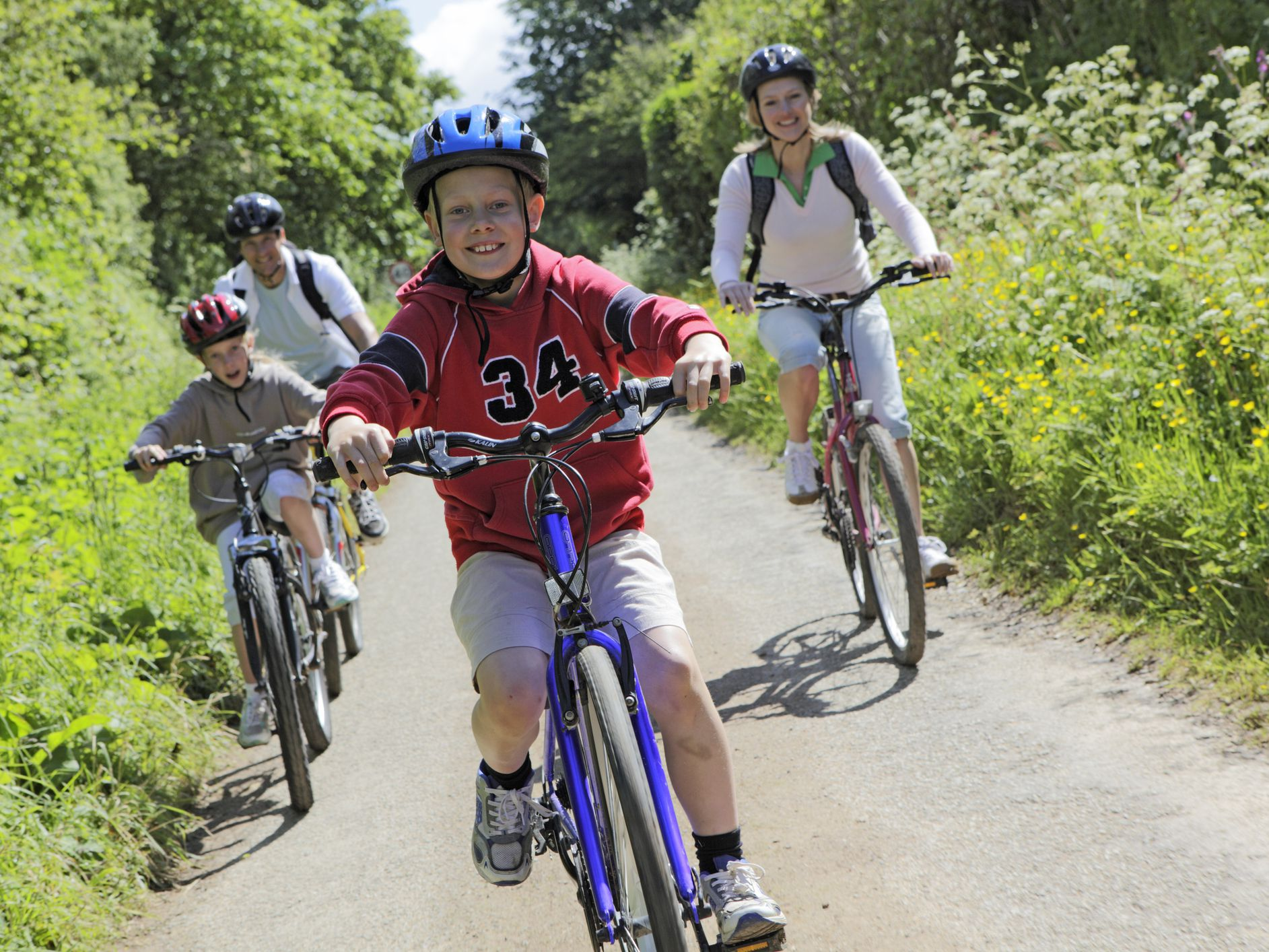 The Best Safety Helmets for Kids