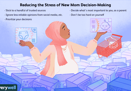 the new mom decision making struggle