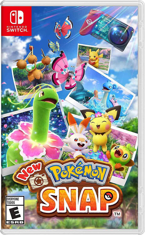 Nintendo Switch Pokémon Snap