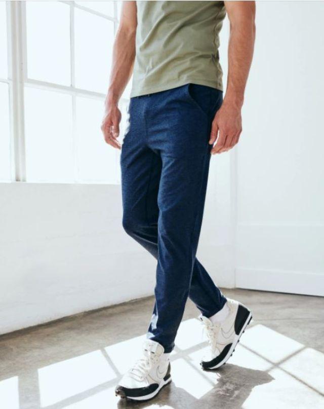Quince Flowknit Pants