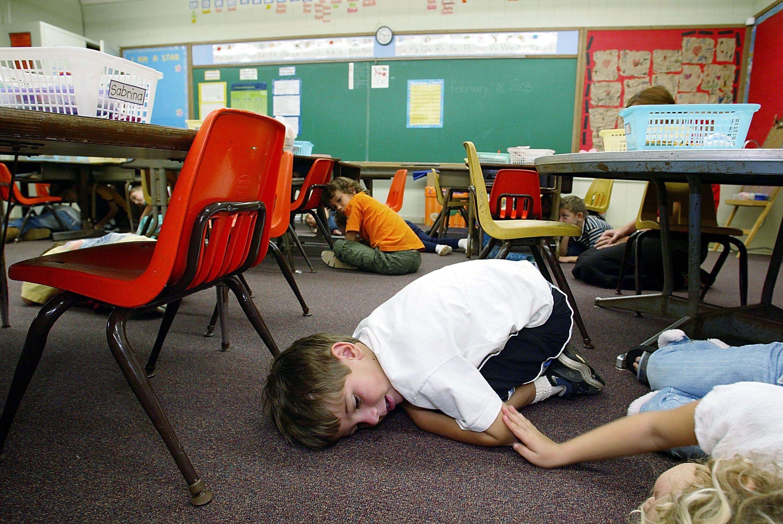 Lockdown Drills At Your Child S School