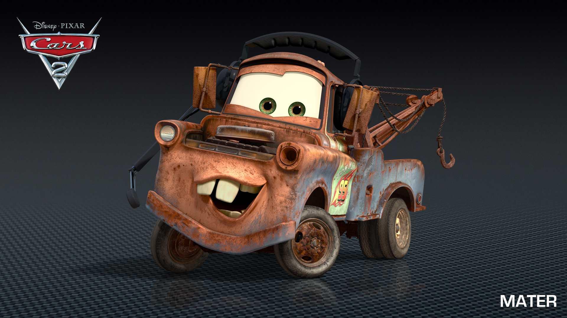 cars 2 characters - characters in disney pixar cars 2