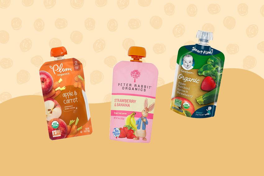 Best Organic Baby Foods