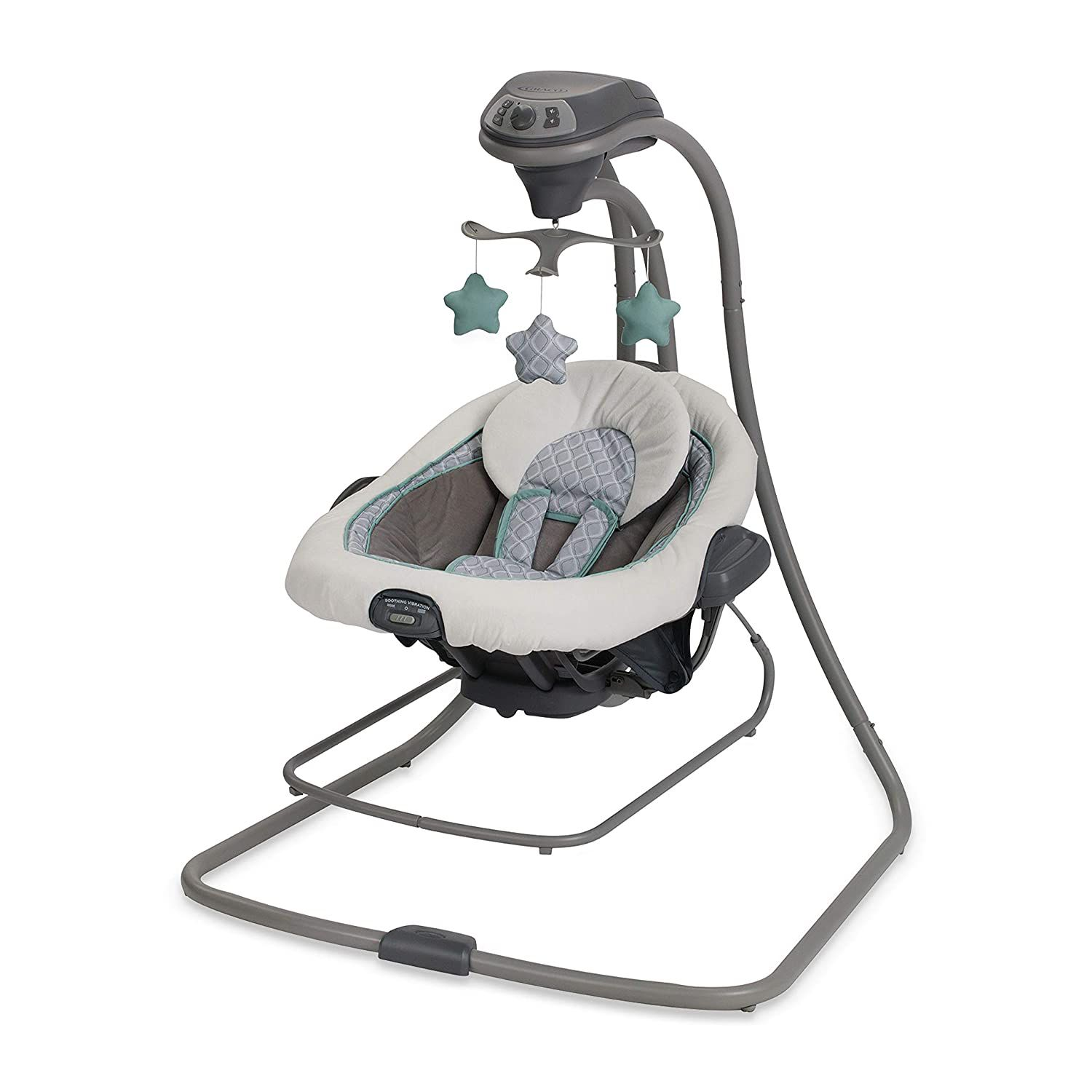 Graco Duet Bouncer and Swing