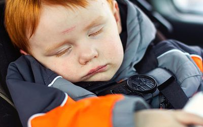 Check For Safety Your Childs Winter Coats And Car Seats