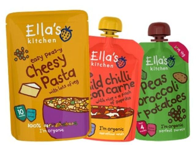 Ella's Kitchen products