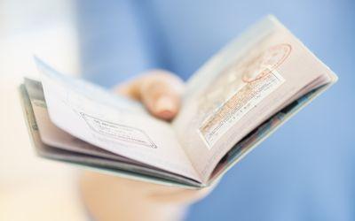 An open infant passport