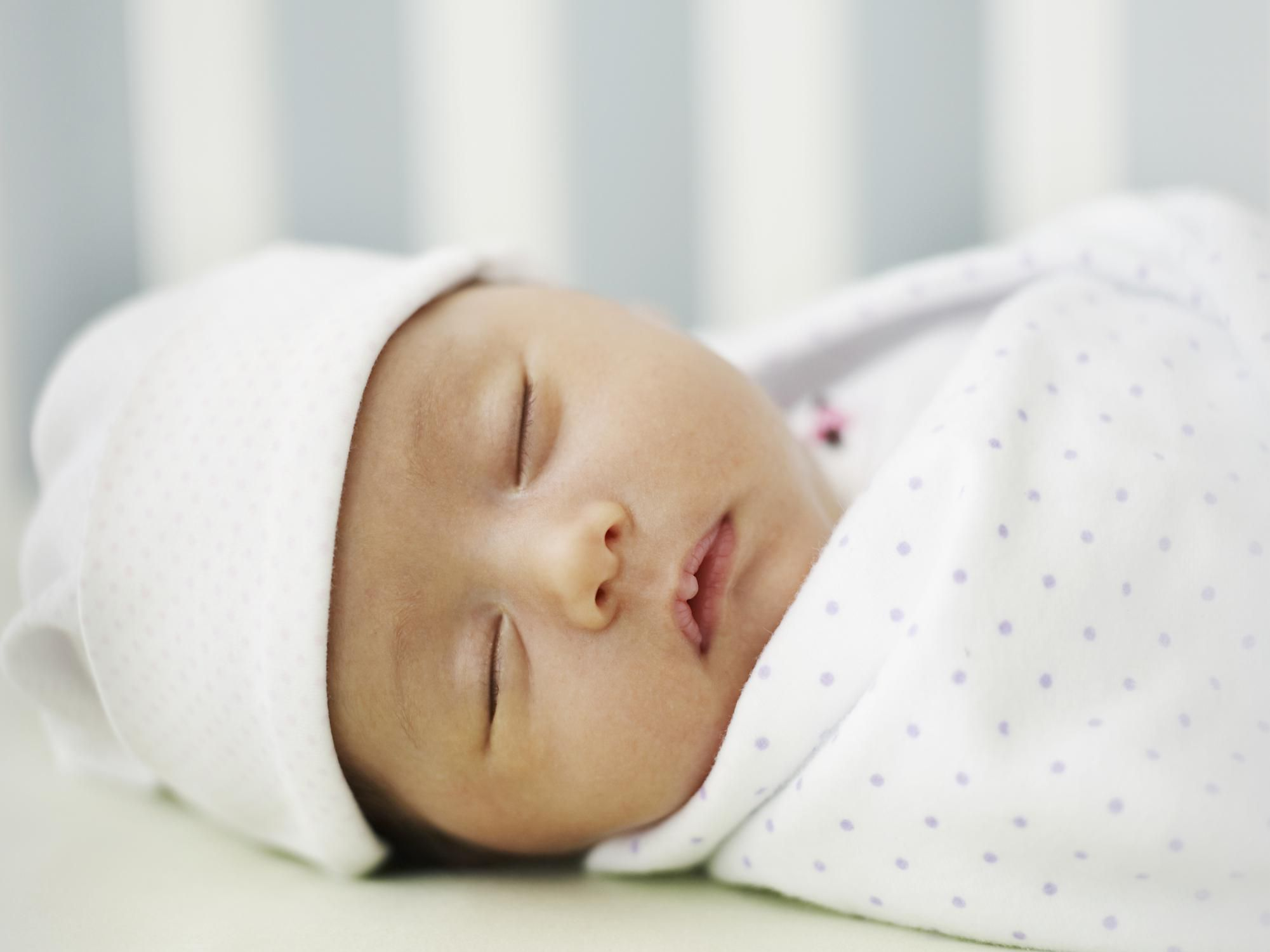 Normal Newborn Breathing Sounds