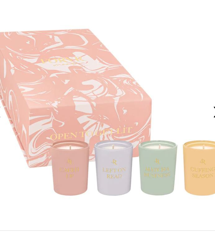 FORVR Mini Candle Gift Set