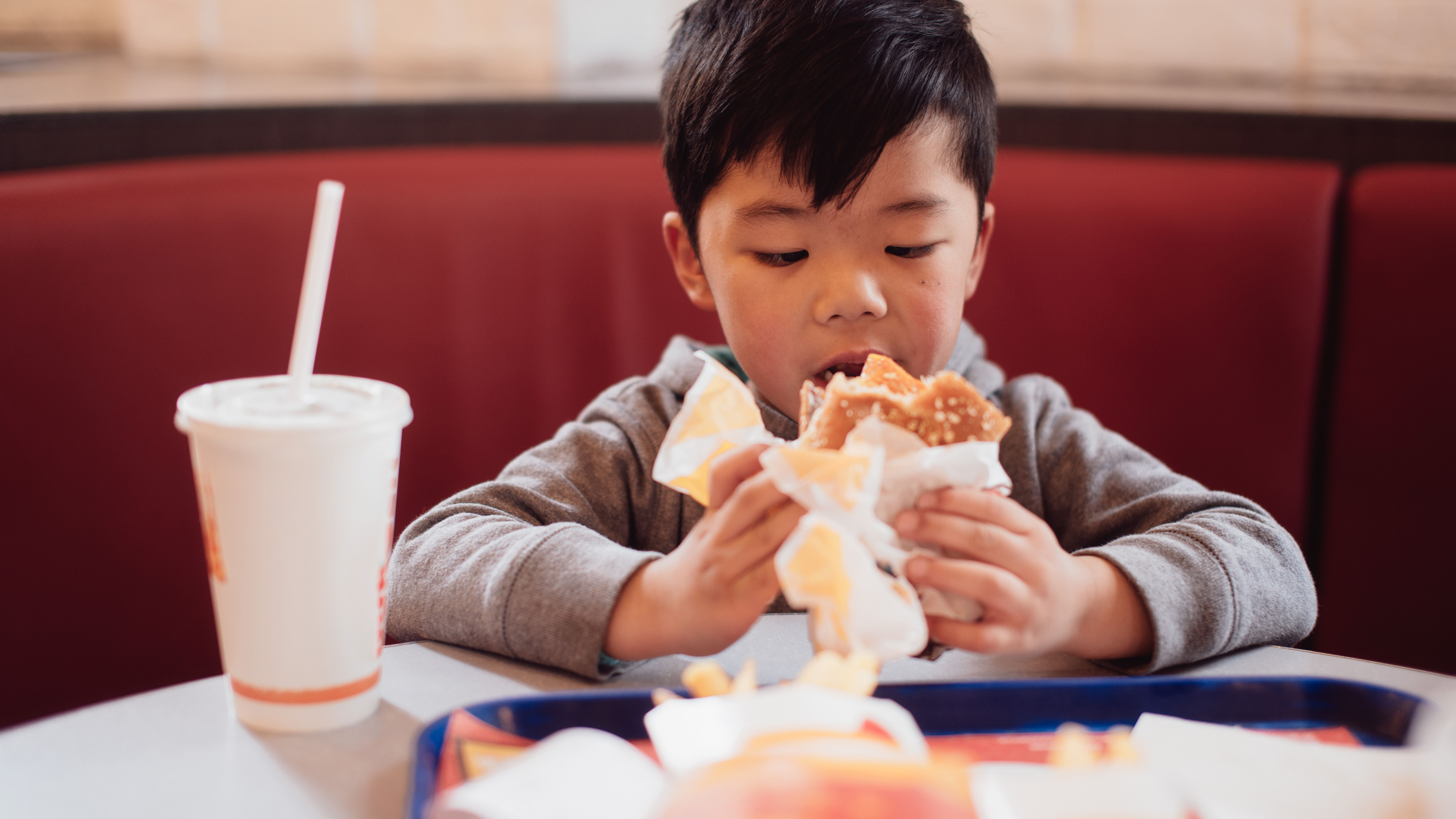 McDonald's Happy Meal Nutrition Information