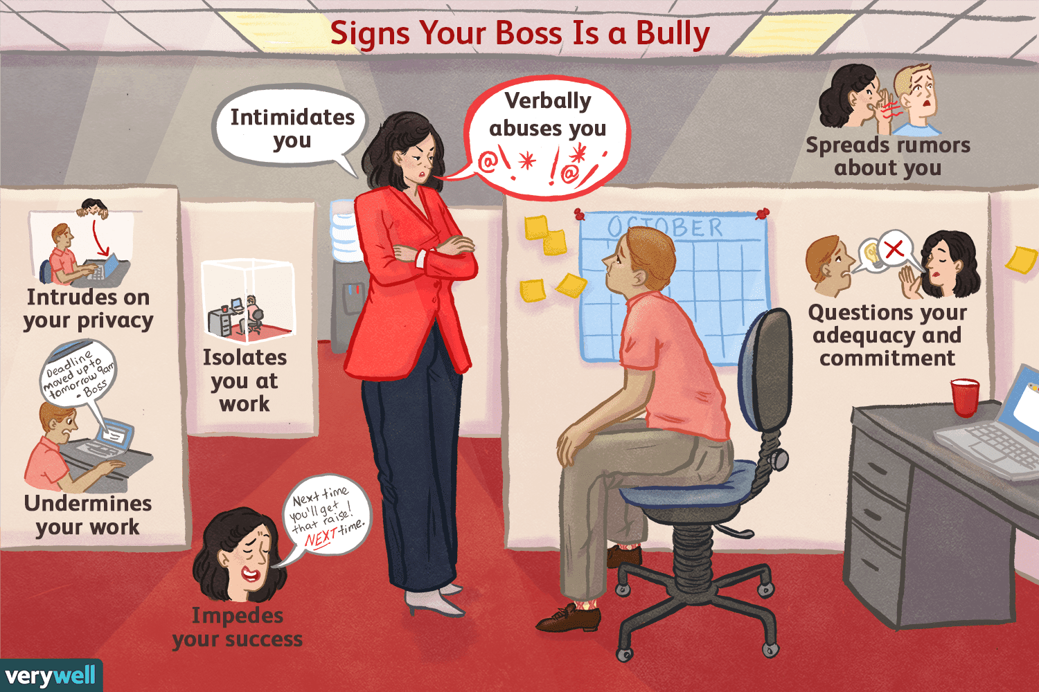 8 Signs Your Boss Is a Bully