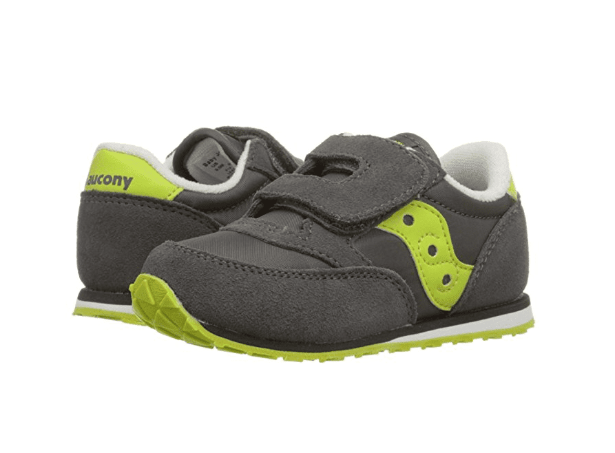 c757493ab39bd5 Best Overall  Saucony Jazz Hook   Loop Sneaker. saucony-sneakers-toddler